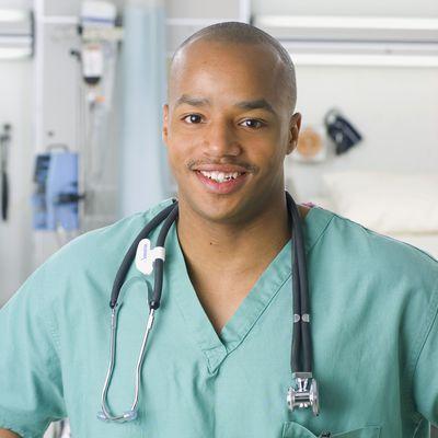 Donald Faison as Dr. Christopher Turk: Then