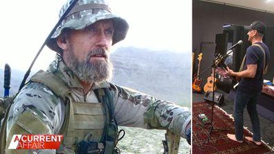 Retired SAS commander's mission bringing veterans together