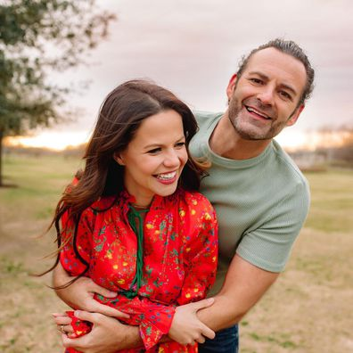 Tammin Sursok and her husband Sean have been married for years