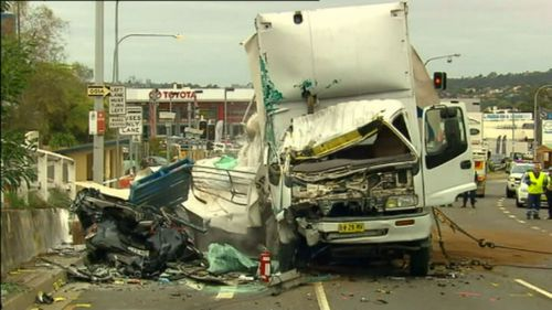 Today the Court of Criminal sided with the former truckie. (9NEWS)
