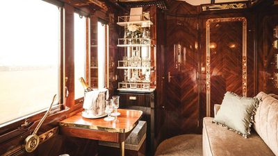 16. Ride the famous Orient Express