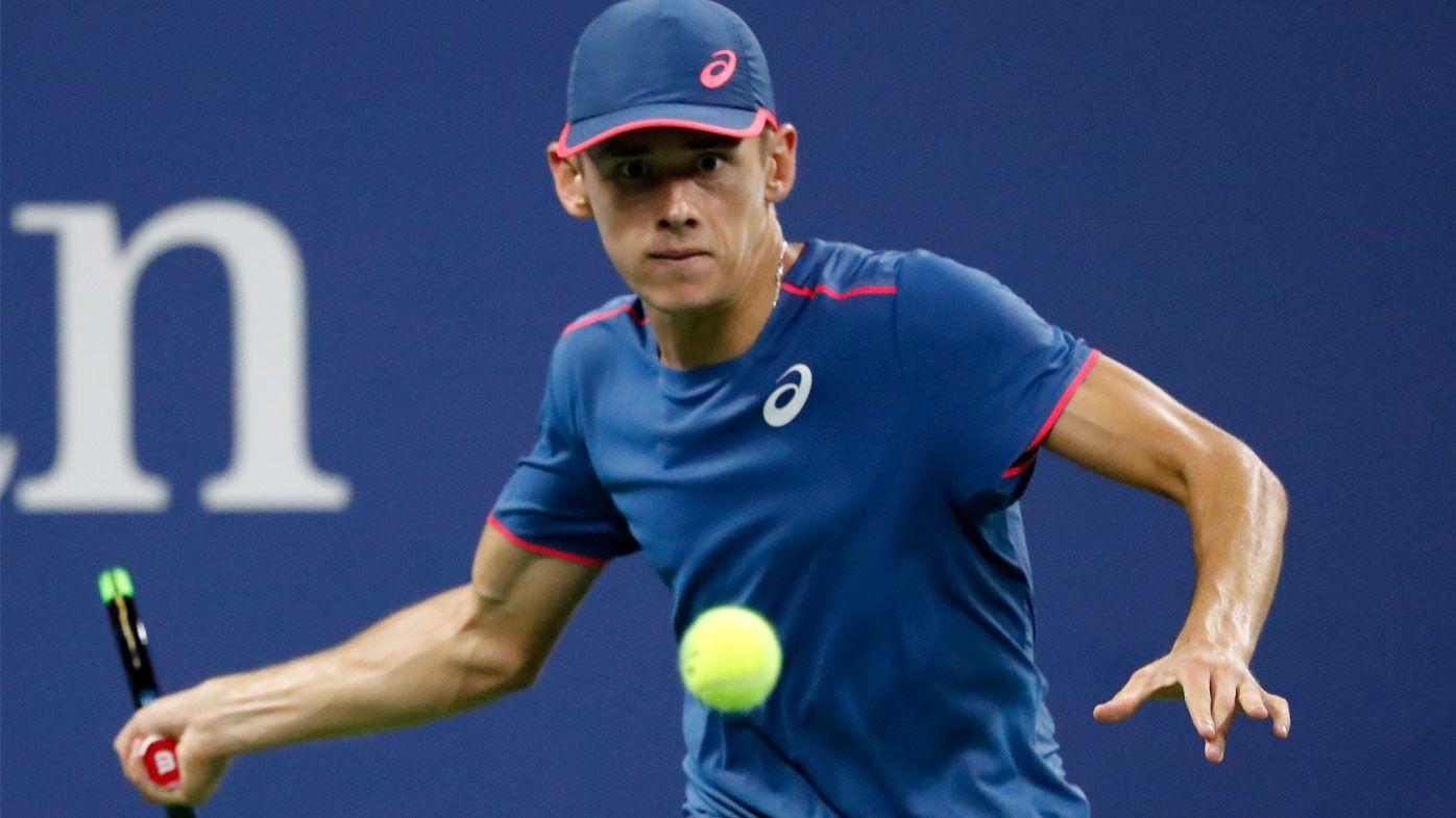 Alex De Minaur set oust Nick Kyrgios for Aussie No.1 tennis rank
