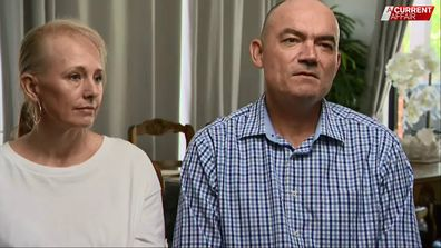 Jeremy and Sharon Swift say they struggled in their Coffee Club franchise for 10 years.