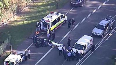 Man shot and dumped in the street in Helensvale