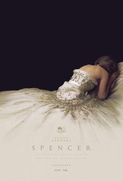 Spencer movie poster featuring Kristen Steward is unveiled