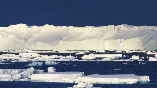 Glaciers melt to lowest level on record, new study shows