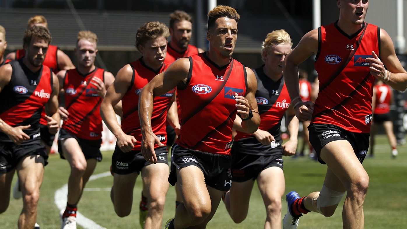 Bombers lobby AFL over potential to relocate season opener against Hawks