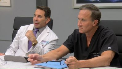 Brittanya seeks help from the Botched doctors