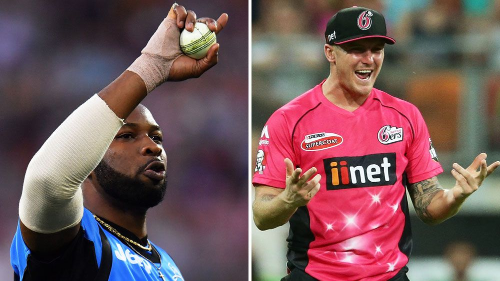 Big Bash classic catches - which one was better?