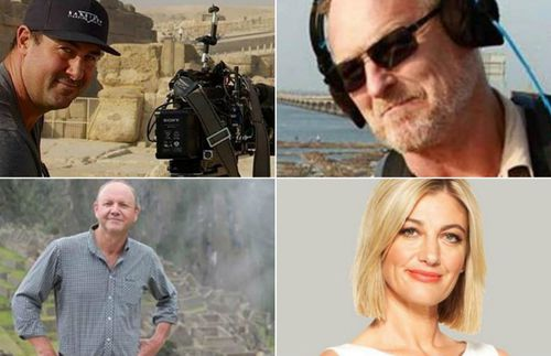 Families of 60 Minutes crew say they are 'anxious and worried sick'
