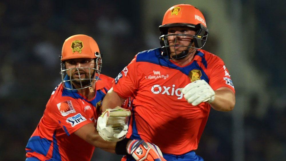 Lions get big IPL win over Kolkata