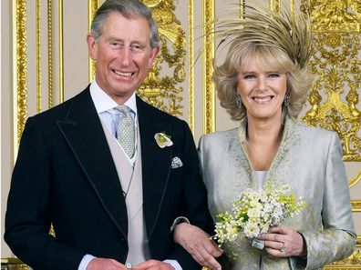 The love affair of 35 years: a look back at the day Charles and Camilla officially wed