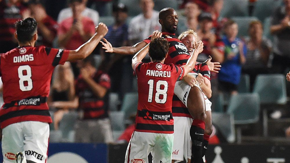 Santalab seals Wanderers winner over Perth