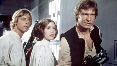 Why the original Star Wars was the best film investment ever made