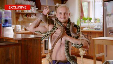 Exclusive: Inside JimmyBurrow's home jungle gym