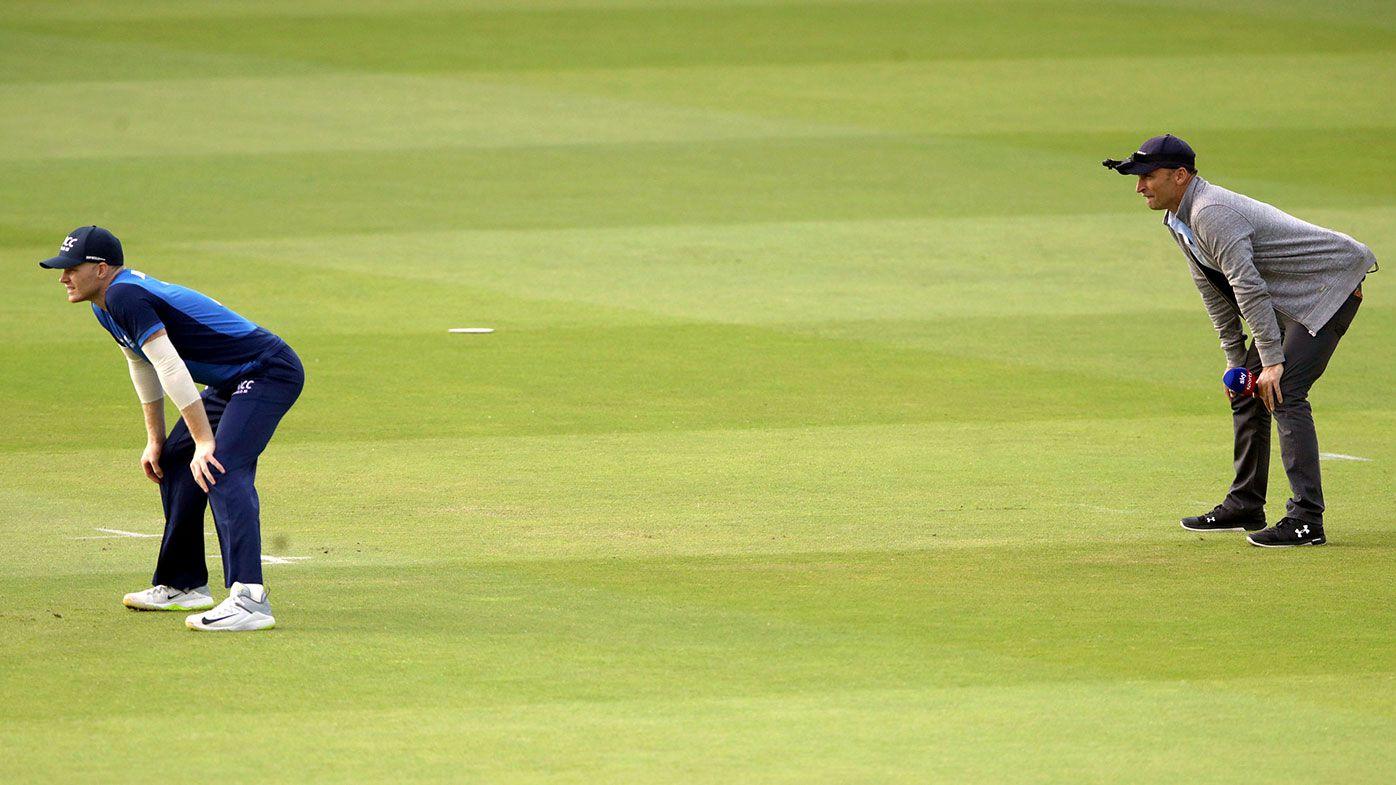 Cricket fans incensed at ICC's international status after Nasser Hussain stunt