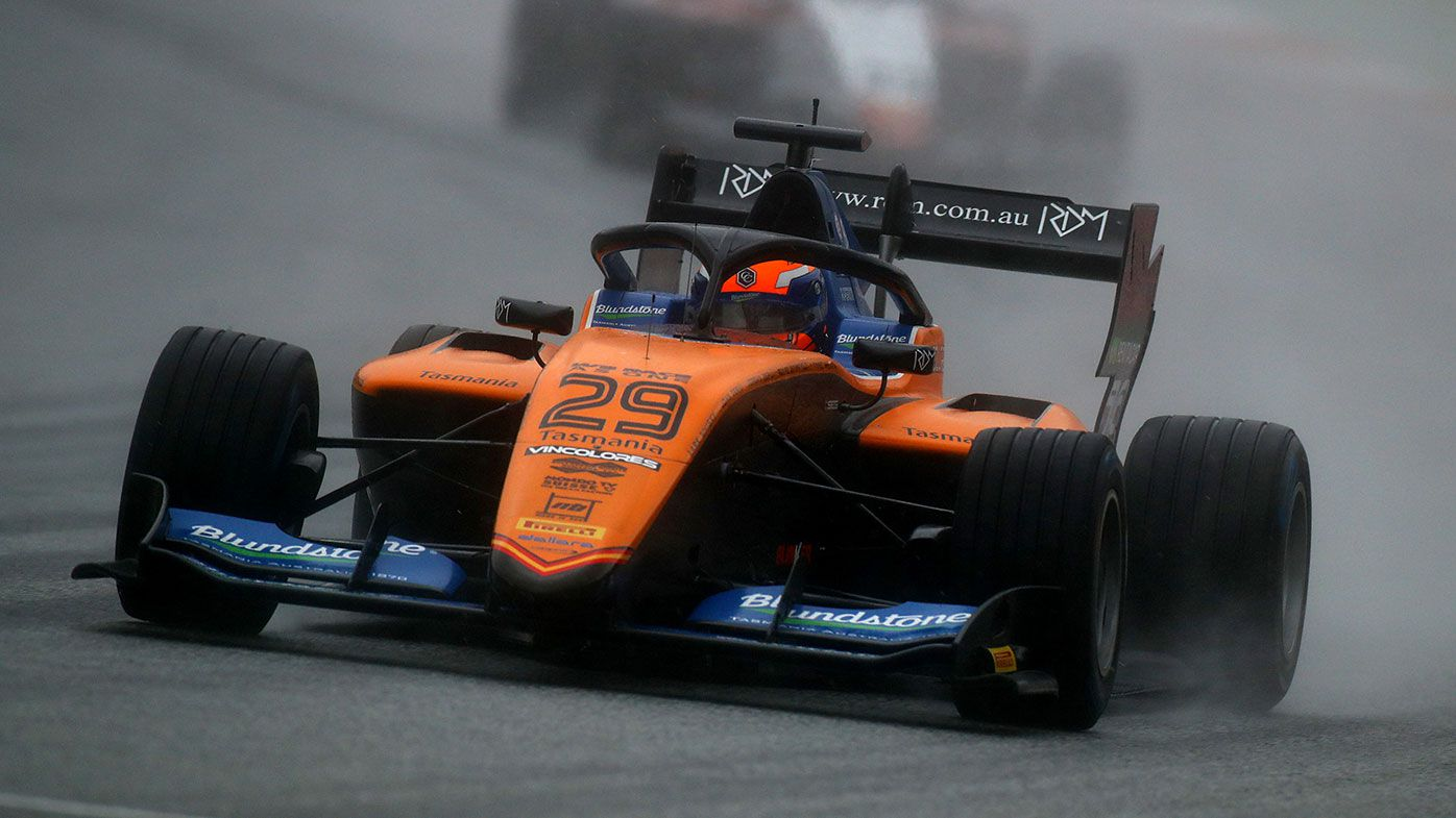 EXCLUSIVE: Why 2020 is a critical year for Australian F1 hopeful Alex Peroni
