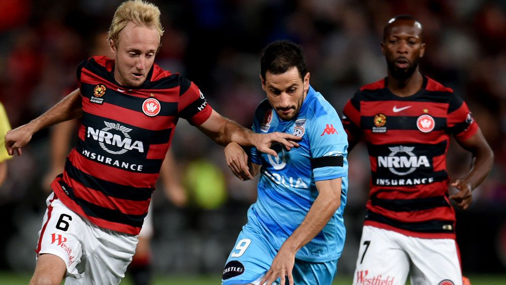 Wanderers reclaim top spot in A-League