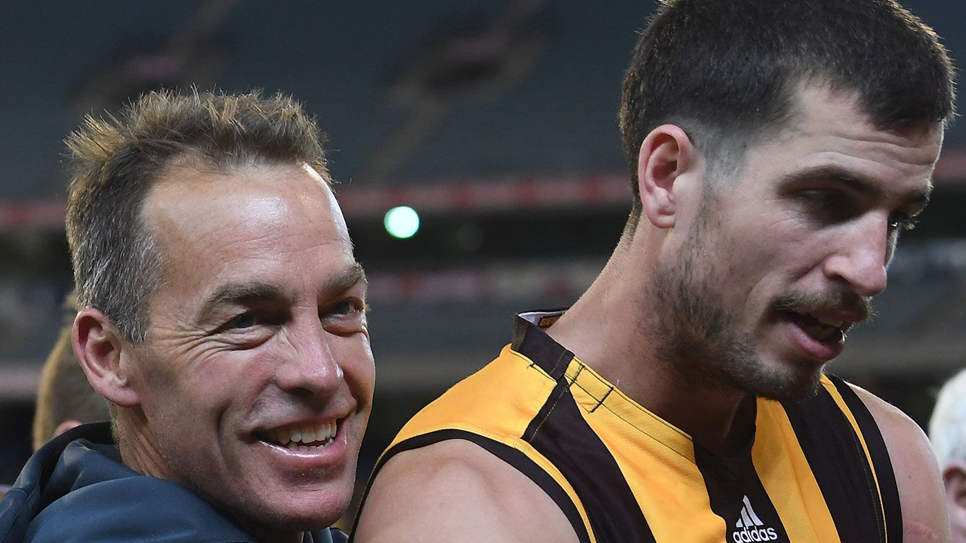 AFL great calls on Hawthorn to strip Ben Stratton of captaincy for pinching