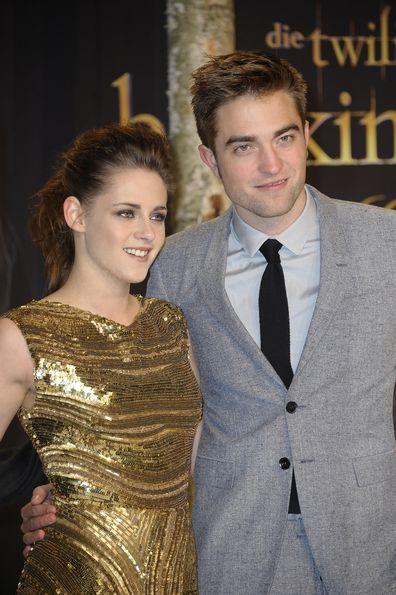 Robert Pattinson, Kristen Crepúsculo Stewart