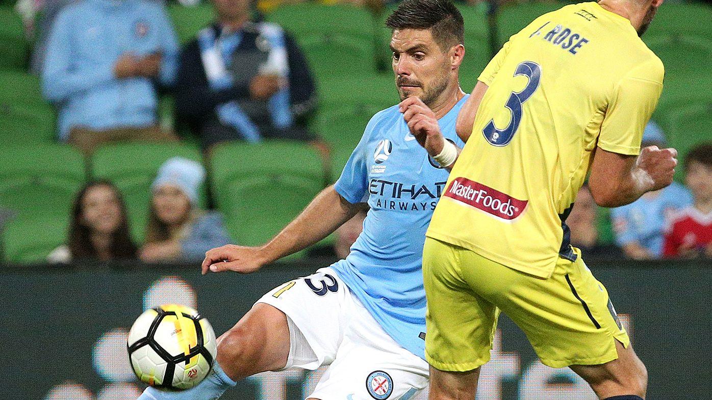 Wellington Phoenix beat Melbourne City in A-League upset