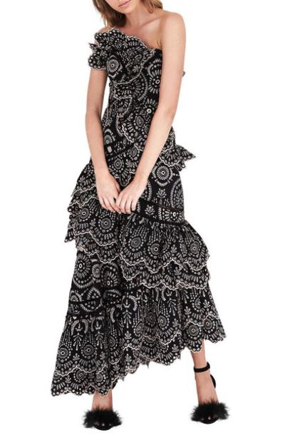 "<a href=""http://shop.davidjones.com.au/djs/en/davidjones/dresses/jennerae-gown"" target=""_blank"">Aje Jennerae Gown, $1100.</a>"