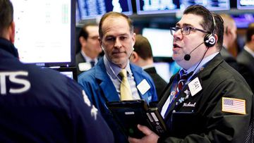 The rally in global stock markets faded today after US and Chinese officials wrapped up three days of trade talks in Beijing without any significant breakthrough.