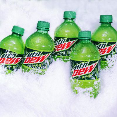 <p><strong>Mountain Dew's (awkward) new flavour</strong></p>