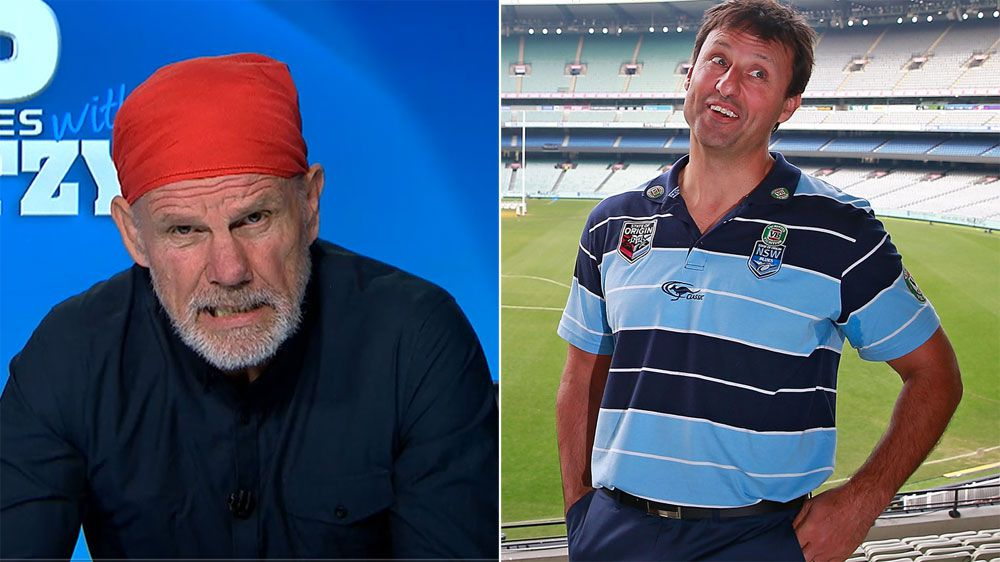 Peter FitzSimons says Blues should look for more experienced coach after Laurie Daley sacking