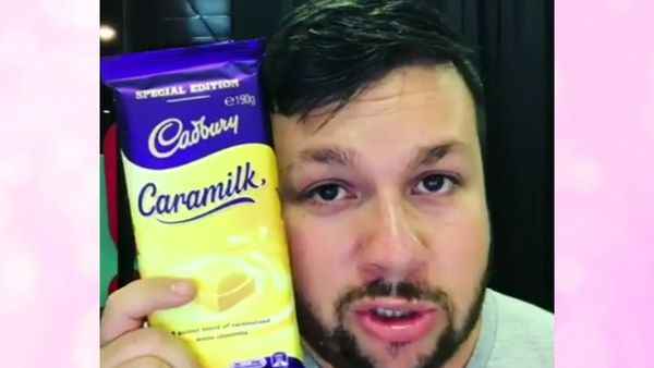 TODAY: Caramilk chocolate video goes viral