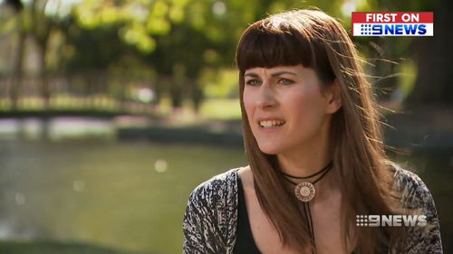 Primary school teacher Sara Neep, 34, was left with burns after laser hair removal.