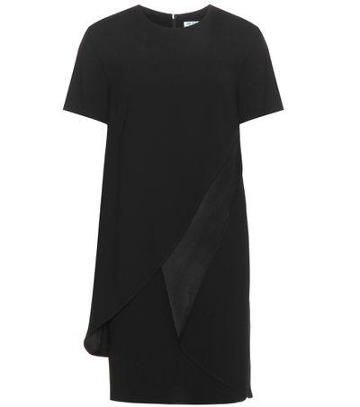 "<a href=""http://www.mytheresa.com/en-au/crepe-dress-451461.html"" target=""_blank"">Dress, $507, Kenzo at mytheresa.com</a>"