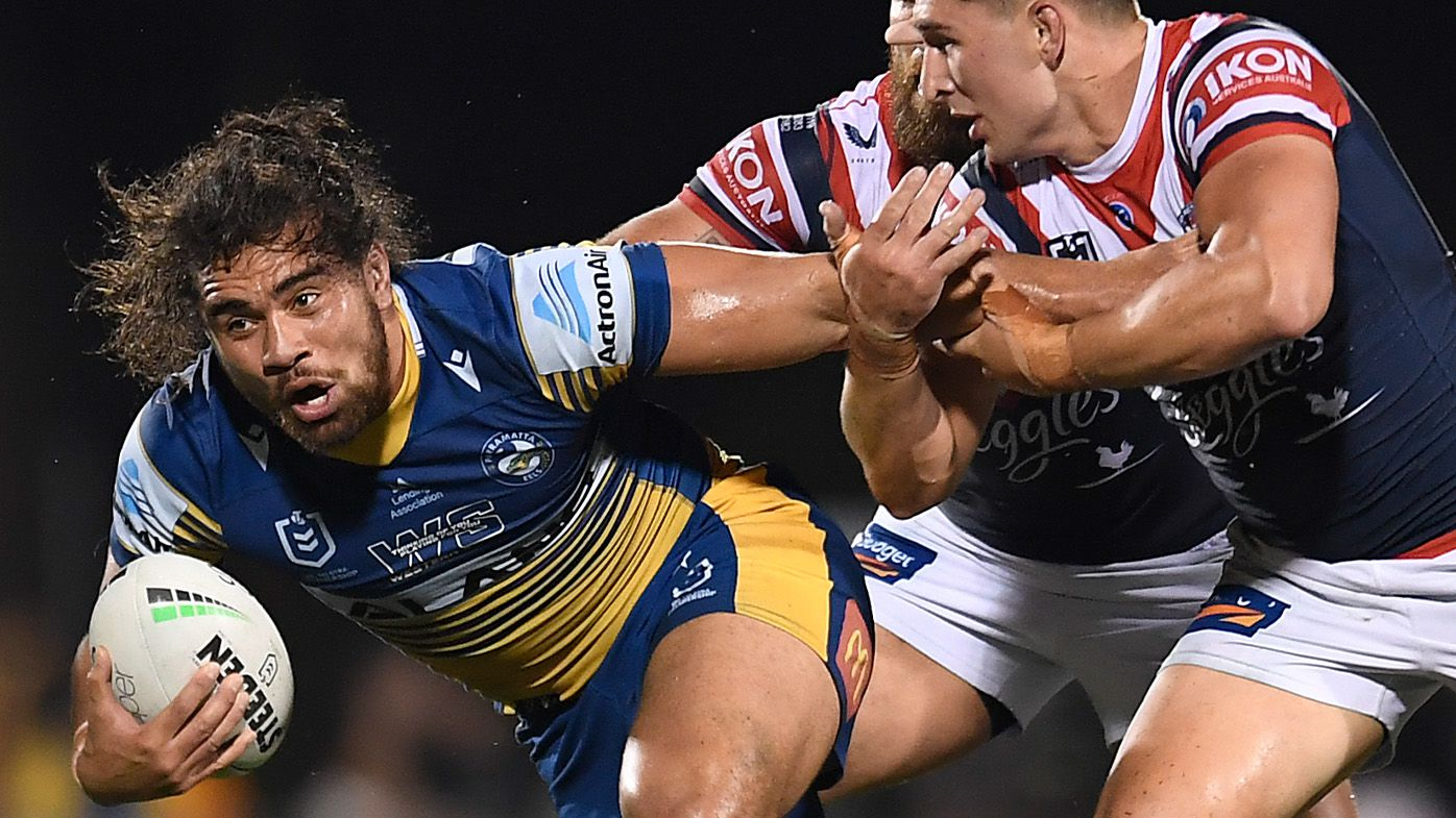 Peter Sterling declares Eels weapon Isaiah Papali'i the buy of the season