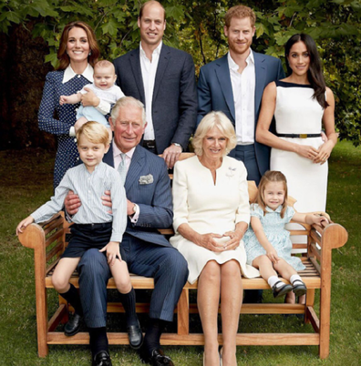 Prince Charles' 70th birthday photo shoot was reportedly a 'nightmare' to organise.