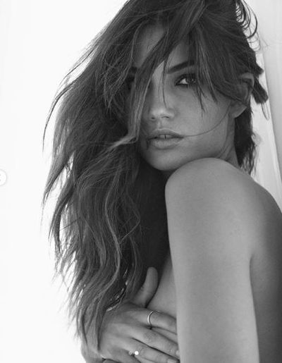 Lily Aldridge for ANGELS 2018