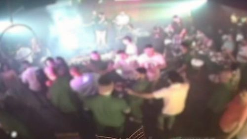 Odyssey Bar in Leichhardt was fined $10,000 over coronavirus distancing breach.