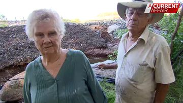 Couple's home turned to swamp by housing development