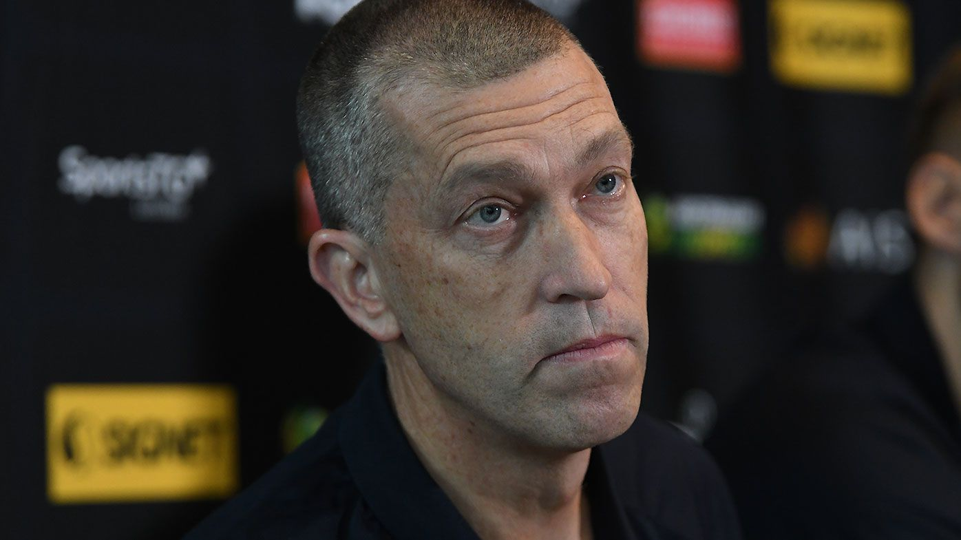Boomers coach Andrej Lemanis brought to tears after making heartbreaking cuts to FIBA World Cup squad