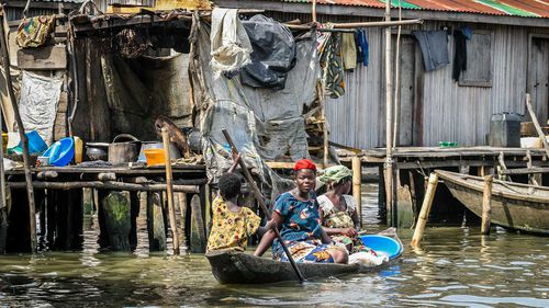 Lagos in Nigeria is ranked the least safe city in the world. It is also one of the fastest growing.