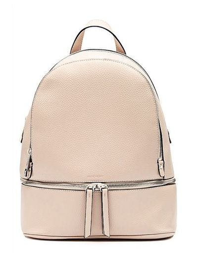 """<a href=""""https://www.witchery.com.au/shop/woman/accessories/bags/60197457/Nadine-Backpack.html"""" target=""""_blank"""">Witchery Nadine Back Pack, $129.95, witchery.com.au</a>"""