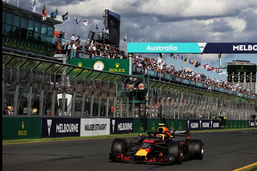 The formula One is raced in Albert Park in March.