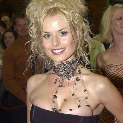 Madeleine West in 2004