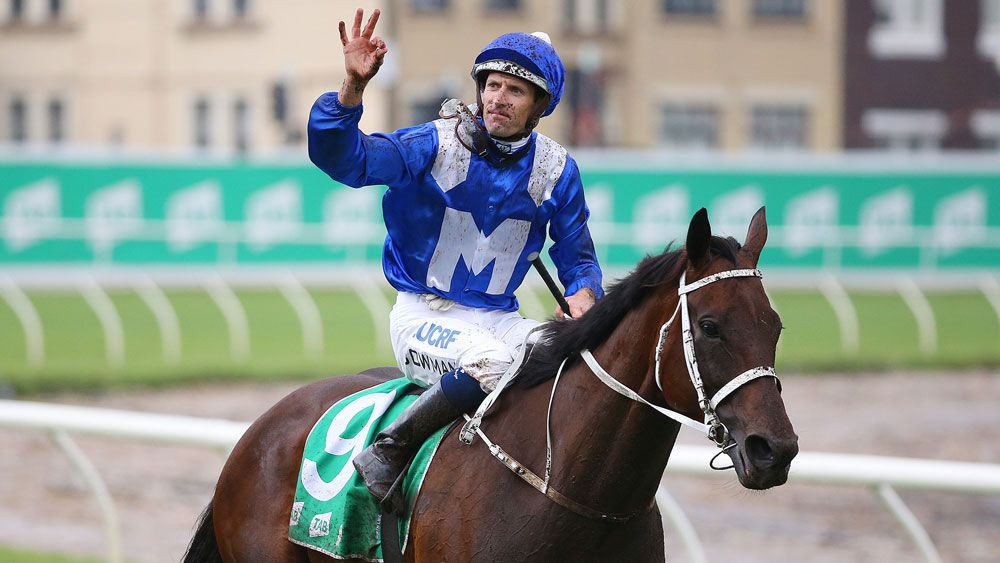Winx joins racing's elite in Hall of Fame
