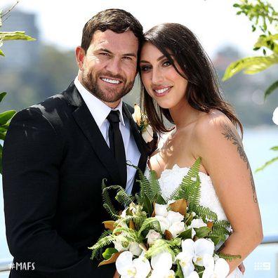Dan Webb and Tamara Joy