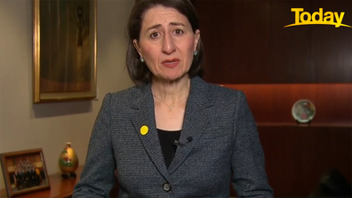 NSW Premier Gladys Berejiklian hasn't ruled out introducing mandatory hotel quarantine for people returning from Melbourne.