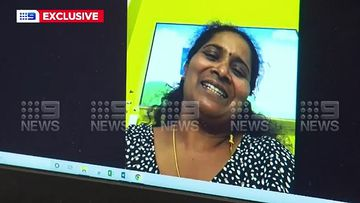 """Priya Murugappan today told 9News she was so thankful for all the """"hard work and fighting"""" supporters had done over the past few years."""