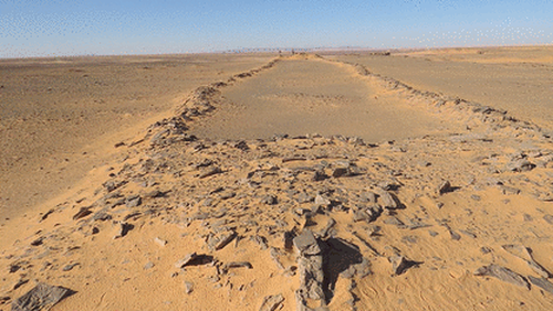 Ancient monuments found in Saudi Arabia could be 'oldest in world'