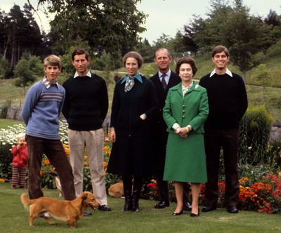 Prince Philip's children