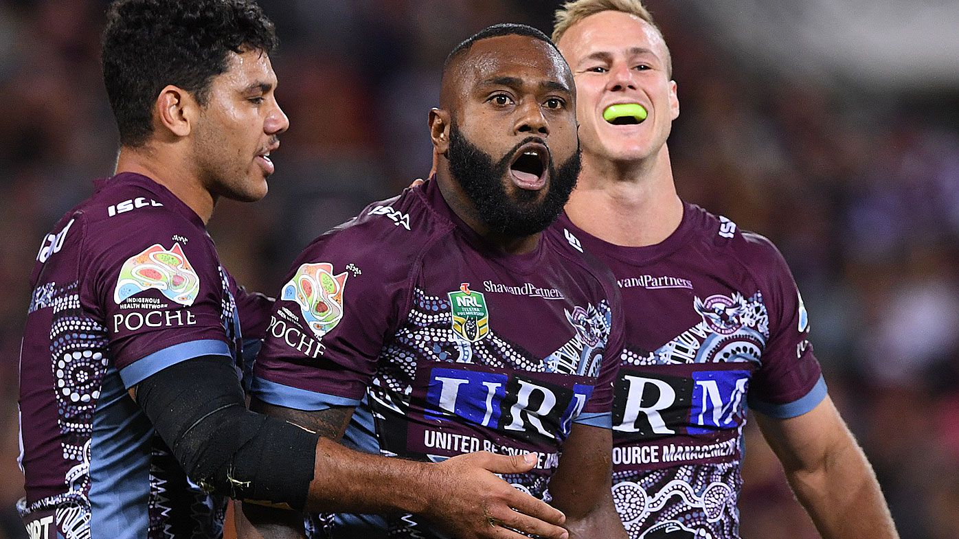 Manly Sea Eagles winger Akuila Uate signed by Huddersfield