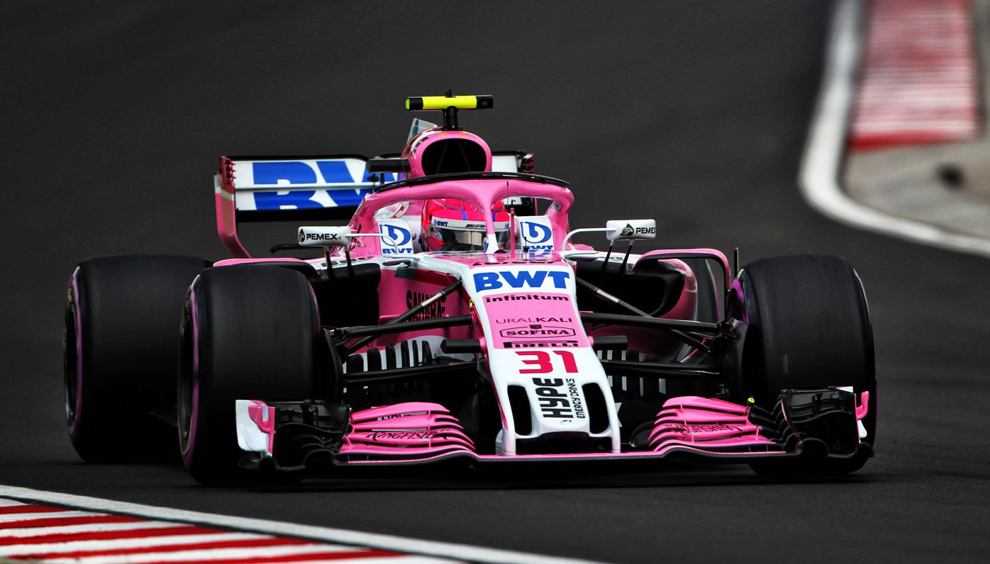 Perez: I took action against Force India to save jobs